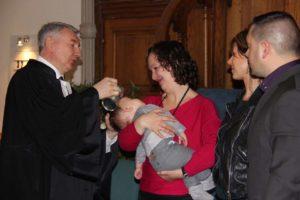 Baptême Leo Lassus