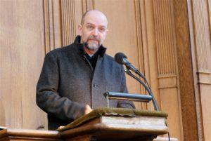 page 6, ligne 1, A, culte-débat du 17 février, pasteur Didier Petit